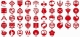 【47都道府県全種セット】TSUTAYA×BEAMS JAPAN オリジナルコラボバッグ