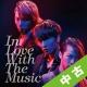 【中古ランク:S】In Love With The Music(B)(DVD付)