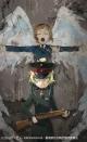 劇場版 幼女戦記 TSUTAYA限定【アニメ描きお下ろしイラスト使用アクリルボード(A5サイズ)】付き