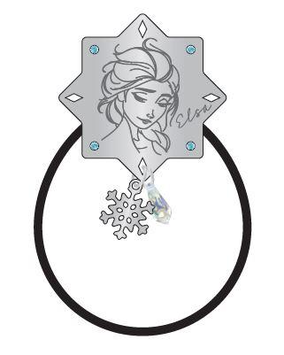 (TR限)アナと雪の女王2 ヘアアクセサリー