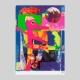 クリアファイル(東京2020オリンピック公式アートポスター)大竹伸朗 [東京2020公式ライセンス商品]