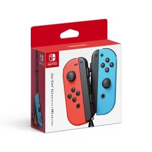 Nintendo Switch:Joy-Con(L)ネオンブルー/(R)ネオンレッド
