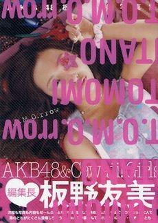 【アウトレット本 50%OFF 】メイキングDVD付き AKB48 板野友美写真集 T.O.M.O.rrow