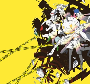 Persona4 the ANIMATION Series Complete Blu-ray Disc BOX