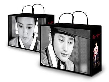 TSUTAYA オンラインショッピングで買える「王女の男 (KBS) ?紙バック」の画像です。価格は40円になります。