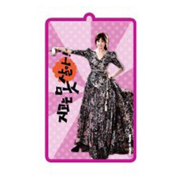 TSUTAYA オンラインショッピングで買える「負けたくない!MBC) ? 携帯クリーナー・イヤフォン・ピン (Type A)」の画像です。価格は36円になります。