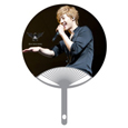 2012 Kim Hyun Joong Goods - Big Fan(団扇)