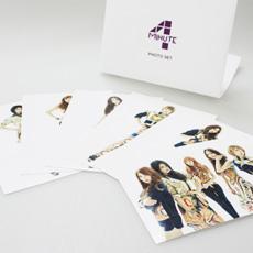 TSUTAYA オンラインショッピングで買える「4Minute フォトセット(6枚)」の画像です。価格は61円になります。