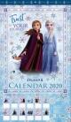 アナと雪の女王2 2020 カレンダー