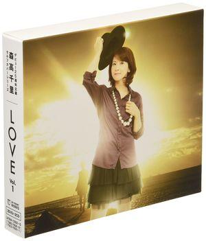"""デビュー25周年企画 森高千里 セルフカバー シリーズ """"LOVE""""Vol.1"""