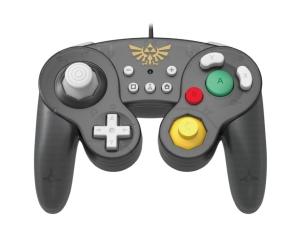 ホリ クラシックコントローラー for Nintendo Switch:ゼルダの伝説