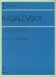 カバレフスキー 6つのピアノ小曲集 こどもの夢Op.88