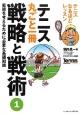 テニス丸ごと一冊 戦略と戦術 戦術を考えるために必要な基礎知識 テニスなるほどレッスン(1)
