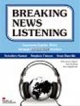 BREAKING NEWS LISTENING CD付 シャドーイングで学ぶ英語ニュース