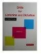 切り取り式ドリル・リスニングとディクテーション Drills for listening and