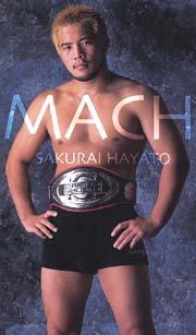 MACH SAKURAI HAYATO