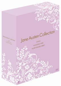 ジェイン・オースティン コレクションBOX