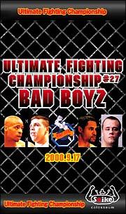 UFC-ULTIMATE BAD BOY
