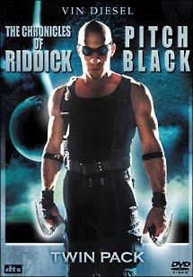 「リディック」×「ピッチブラック」ツインパック