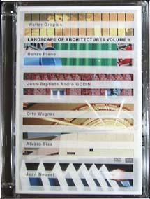 LANDSCAPE of ARCHITECTURAL DVD-BOX 世界の建築鑑賞