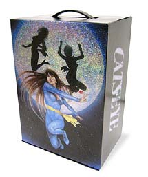 CAT'S EYE COMPLETE DVD-BOX