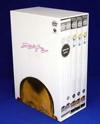 スジナシの箱 DVD-BOX