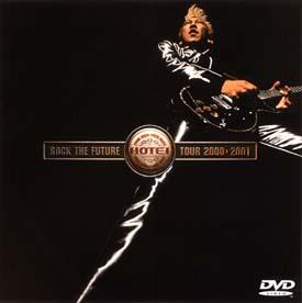ROCK THE FUTURE 2000-2001