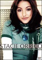 ステイシー・オリコ『LIVE IN JAPAN DVD』