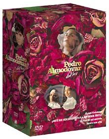 ペドロ・アルモドバル DVD-BOX
