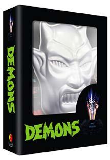 デビッド・ナイト『デモンズ 1&2 コレクターズDVD-BOX』