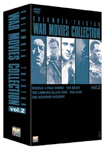 COLUMBIA TRISTAR WAR MOVIES COLLECTION 2