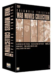 COLUMBIA TRISTAR WAR MOVIES COLLECTION 3