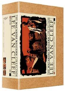 マカロニウエスタン コレクション リー・ヴァン・クリーフ・ボックス
