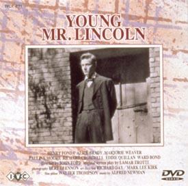 若き日のリンカーン