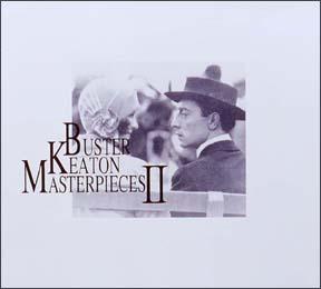 BUSTER KEATON MASTER PIECIES キートンDVD-BOX 2