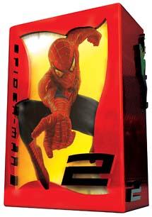スパイダーマン 2 デスティニーBOX