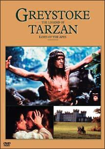 グレイトストーク -類人猿の王者- ターザンの伝説