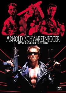 アーノルド・シュワルツネッガー DVDコレクションBOX