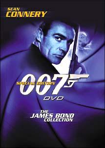 007ショーン・コネリーBOX