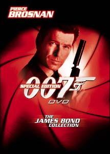 007/ピアース ブロスナンBOX