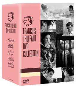フランソワー・トリュフォー DVDコレクション
