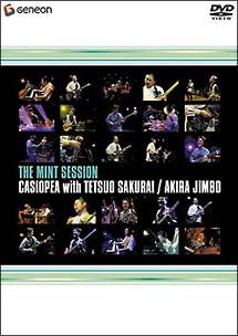 THE MINT SESSION