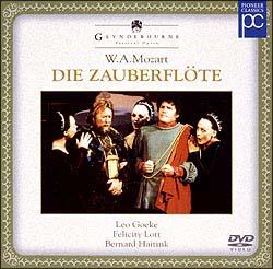 モーツァルト:歌劇《魔笛》全2幕