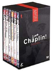 ラヴ・チャップリン!コレクターズ・エディションBOX 1
