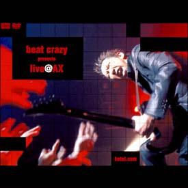 beat crazy presents live @AX