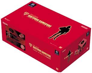 ニンテンドーゲームキューブ シャア専用BOX