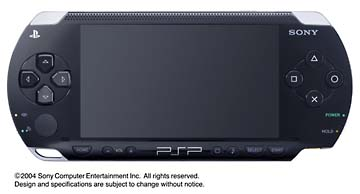 PlayStation Portable (PSP-1000)