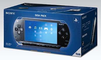 PlayStation Portable ギガパック