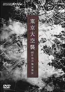 東京大空襲 60年目の被災地図