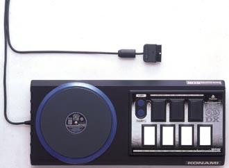 beatmania II DX コントローラ (RU029)